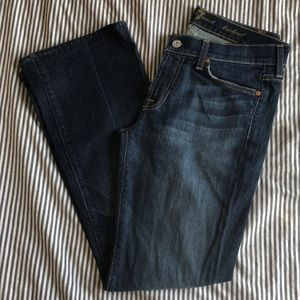 Seven Jeans bootcut 28 excellent condition